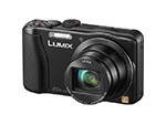 Panasonic Lumix DMC-ZS25 Digital Camera (Black)